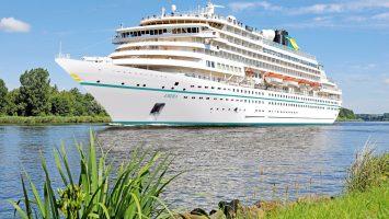 Die MS Amera wird die Phoenix Flotte verstärken. Foto: Phoenix Reisen