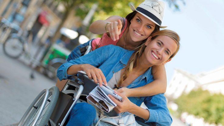 Behindertengerechte Ausflüge