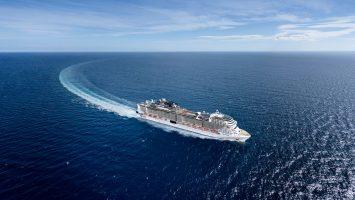 MSC Grandiosa ist ab 22. Oktober buchbar. Foto: MSC Kreuzfahrten