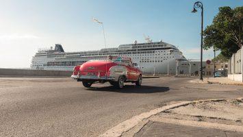Ab Miami geht es mit der MSC Armonia nach Kuba. Foto: MSC Kreuzfahrten