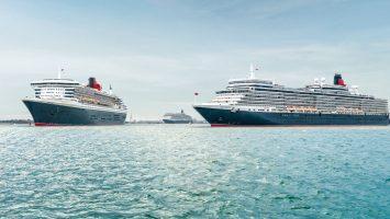 Die Routen 2020 stehen. Foto: Cunard