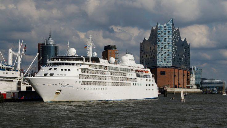 Silversea baut drei neue Kreuzfahrtschiffe. (Symbolbild). Foto: bergeest