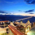 Abend an Bord der Costa Deliziosa / Foto: Oliver Asmussen/oceanliner-pictures.com