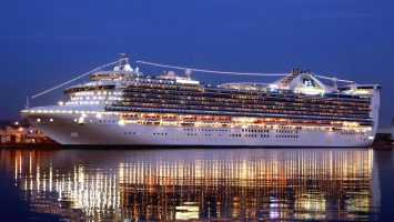 Für Princess Cruises geht es nach Grönland, Kanada und in die Karibik. Foto: Princess Cruises