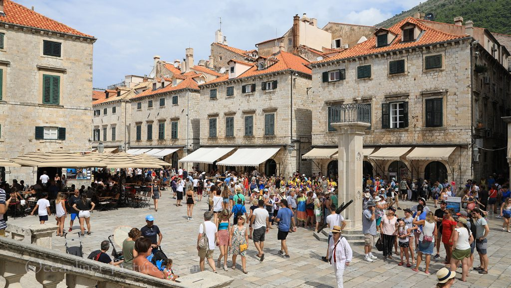 Dubrovnik Altstadt / Foto: Oliver Asmussen/oceanliner-pictures.com