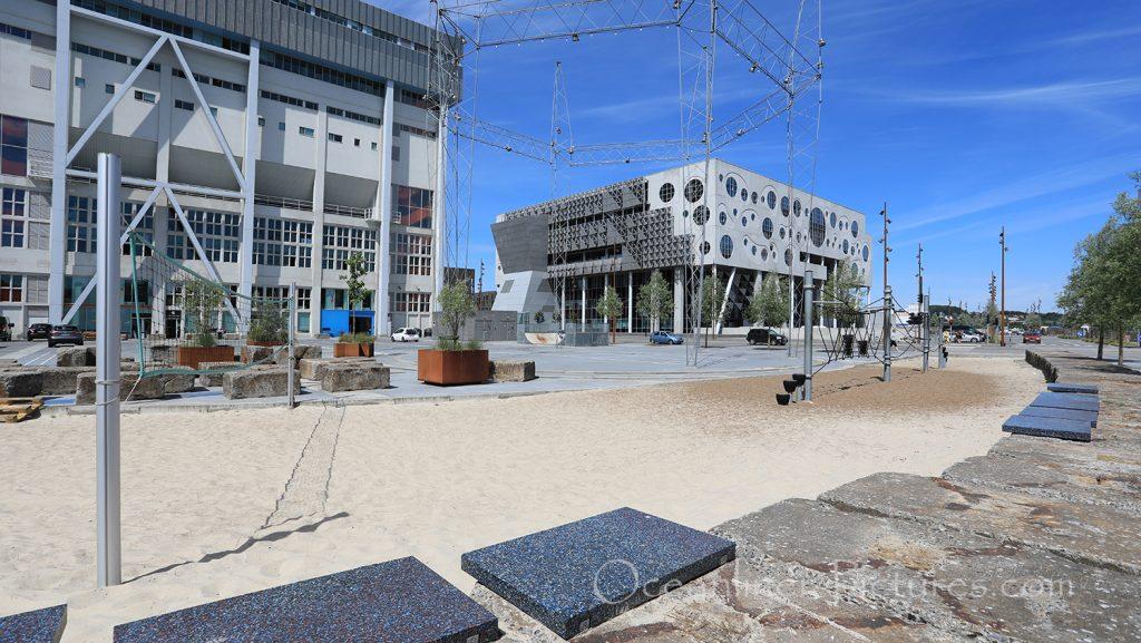 Kulturzentrum und Konzertsaal Aalborg / Foto: Oliver Asmussen/oceanliner-pictures.com