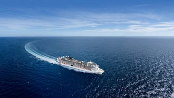 Am 3 Dezember ist Buchungsstart für die MSC Virtuosa. Foto: MSC Kreuzfahrten