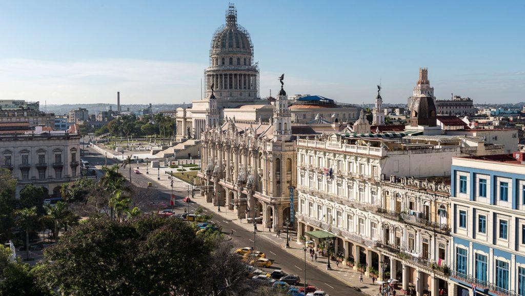 Kuba mit Havana. Foto. MSC Kreuzfahrten
