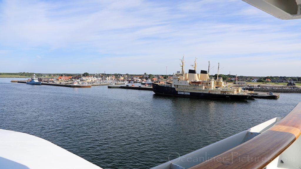 Passage Ortschaft Hals in Dänemark / Foto: Oliver Asmussen/oceanliner-pictures.com