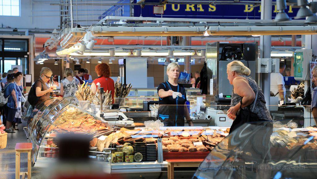 Riga Central Market / Foto: Oliver Asmussen/oceanliner-pictures.com