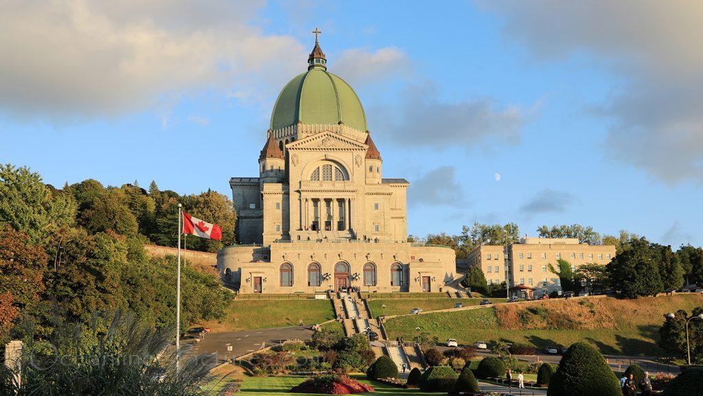St.-Josephs-Oratorium Montreal, Kanada / Foto: Oliver Asmussen/oceanliner-pictures.com