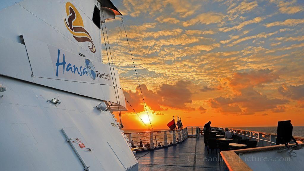 Mit der MS Ocean Majesty auf Mittelmeer-Kreuzfahrt / Foto: Oliver Asmussen/oceanliner-pictures.com