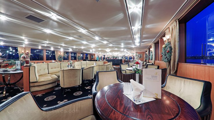Swiss Tiara Panorama-Lounge / Foto: Oliver Asmussen/oceanliner-pictures.com
