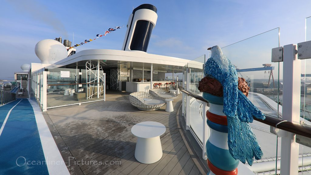 Hoheluft Bar neue Mein Schiff 2 / Foto: Oliver Asmussen/oceanliner-pictures.com