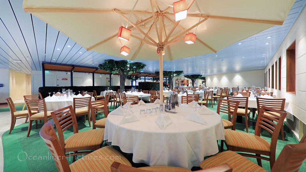 Markt Restaurant AIDAnova / Foto: Oliver Asmussen/oceanliner-pictures.com