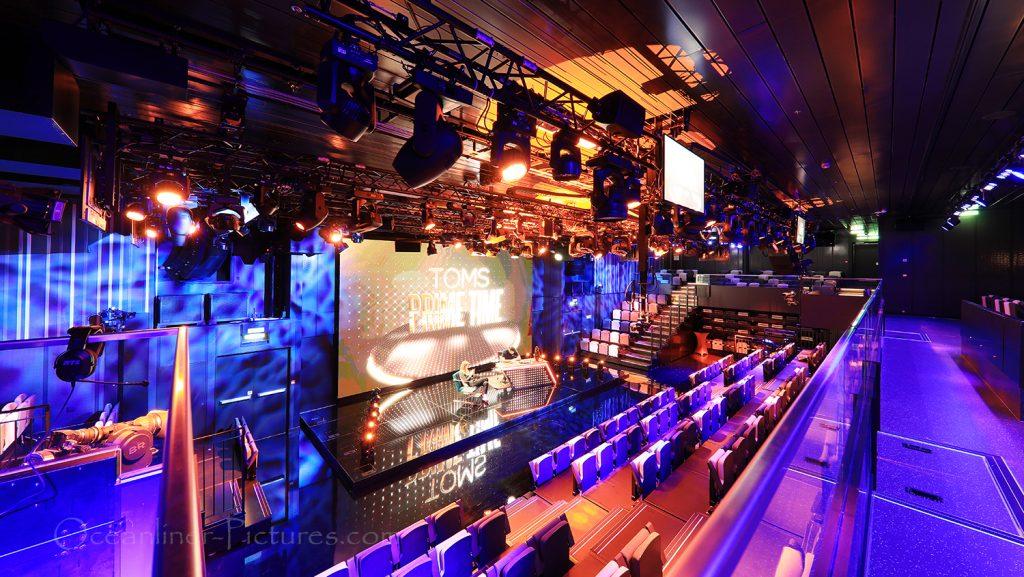 Studio X AIDAnova / Foto: Oliver Asmussen/oceanliner-pictures.com