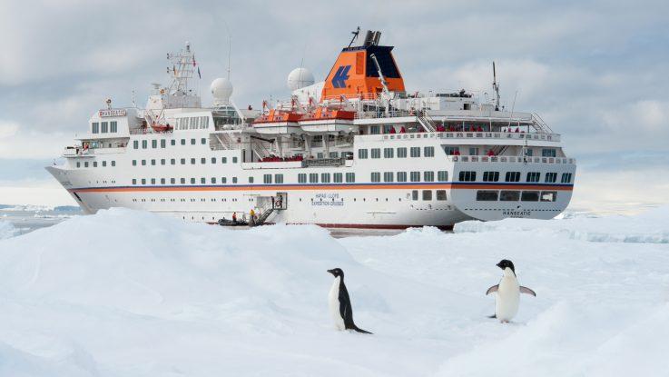 Bildband Antarktis