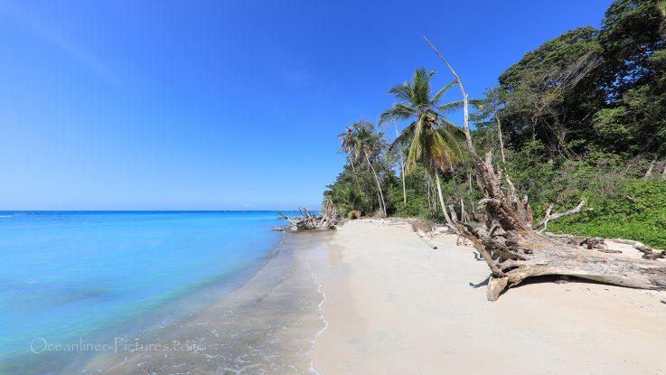 Cahuita Nationalpark Costa Rica / Foto: Oliver Asmussen/oceanliner-pictures.com
