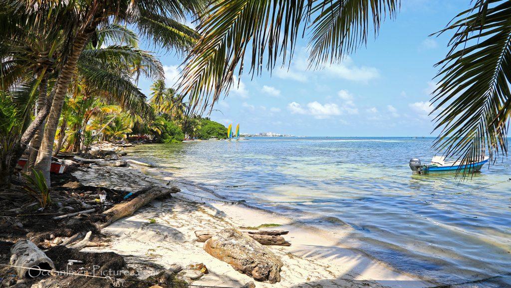 Eindrücke Küste auf San Andres, Kolumbien / Foto: Oliver Asmussen/oceanliner-pictures.com