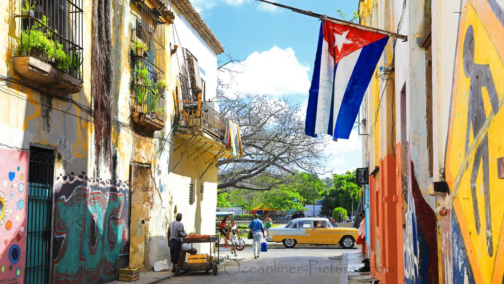 Havanna, Kuba, Straßenleben / Foto: Oliver Asmussen/oceanliner-pictures.com