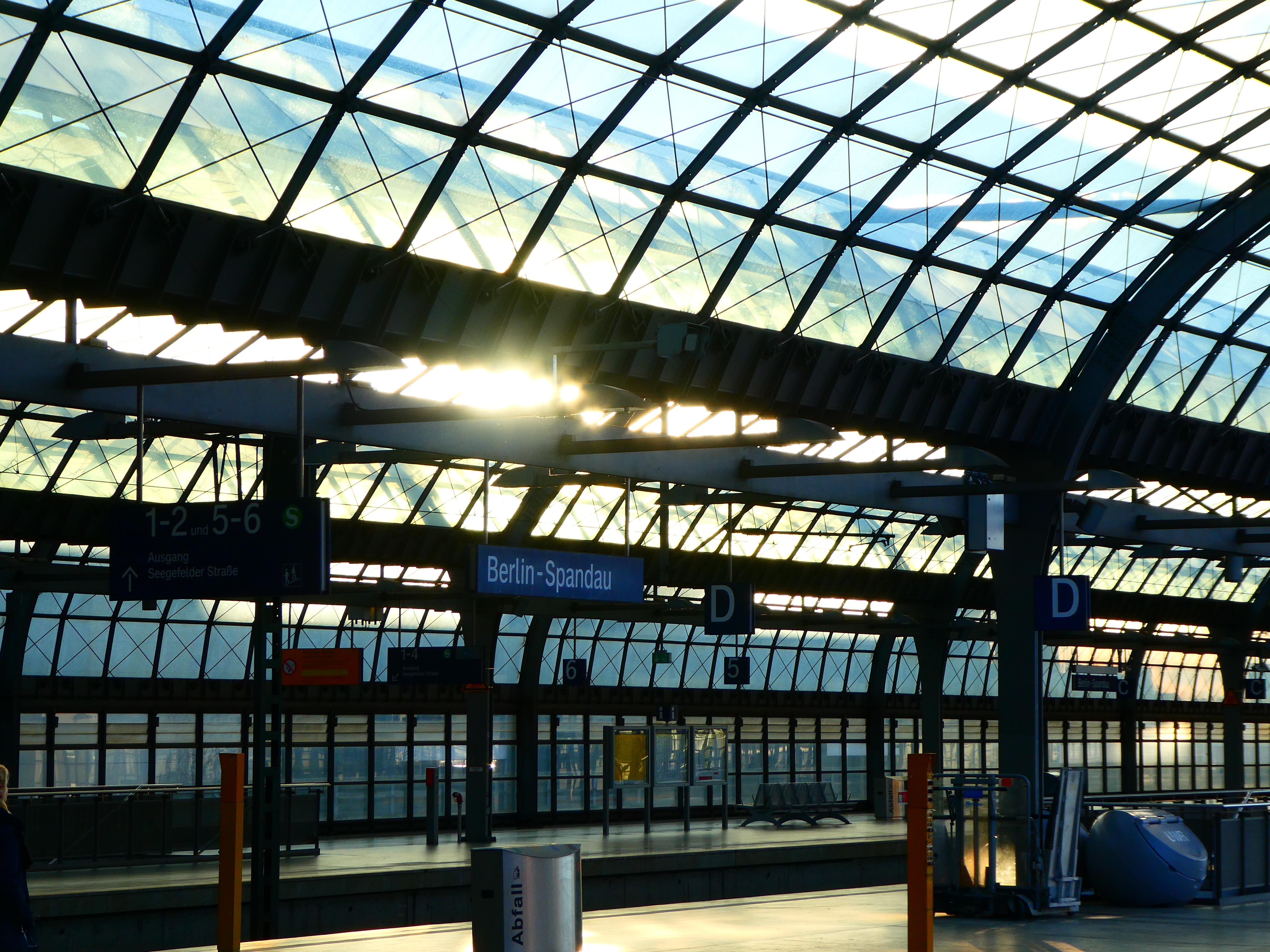 Kreuzfahrtterminal Spandau