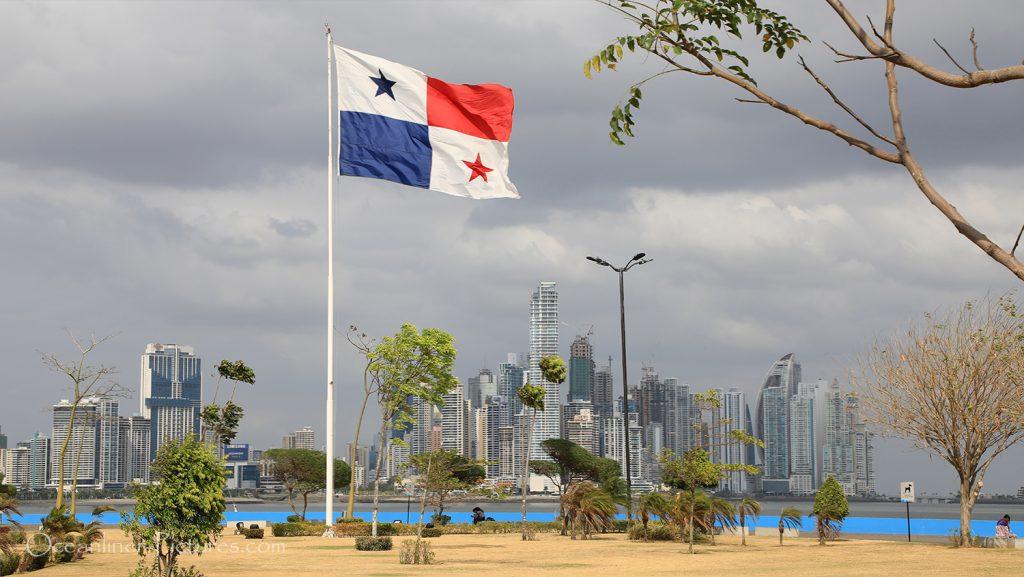 Panama City Bankenviertel / Foto: Oliver Asmussen/oceanliner-pictures.com