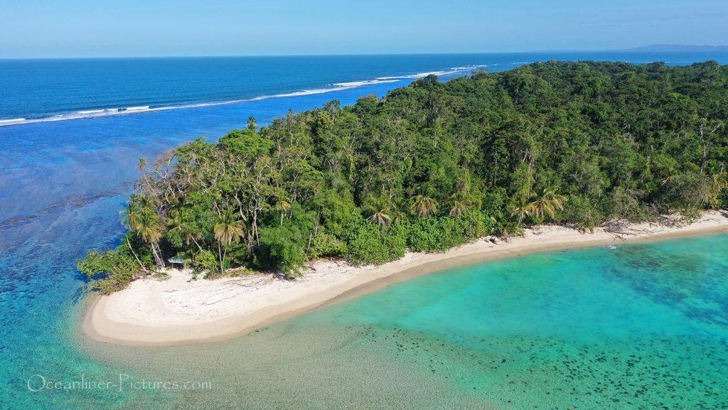 Strand bei Cahuita Costa Rica / Foto: Oliver Asmussen/oceanliner-pictures.com