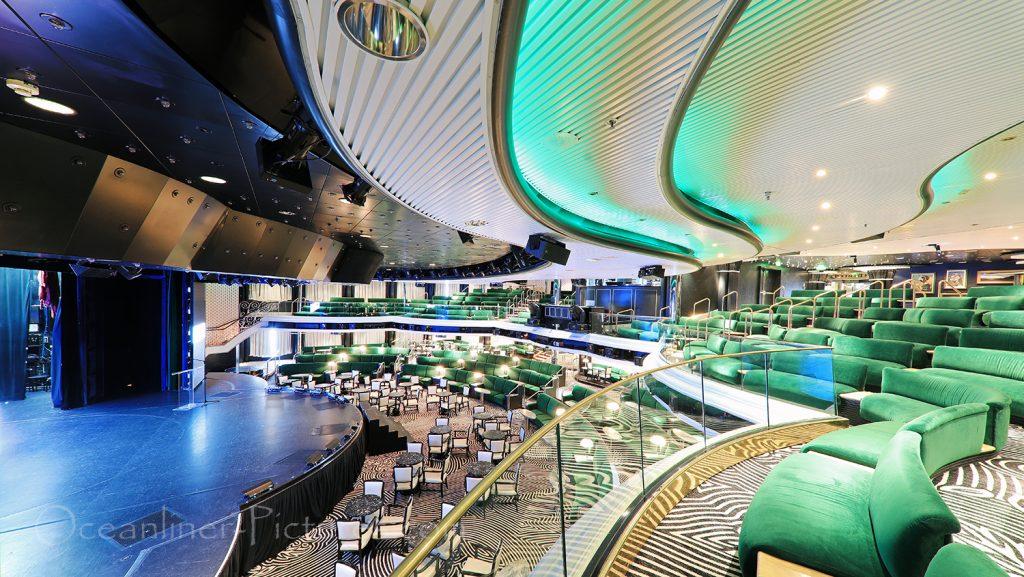 Holldwods Theater Vasco Da Gama / Foto: Oliver Asmussen/oceanliner-pictures.com
