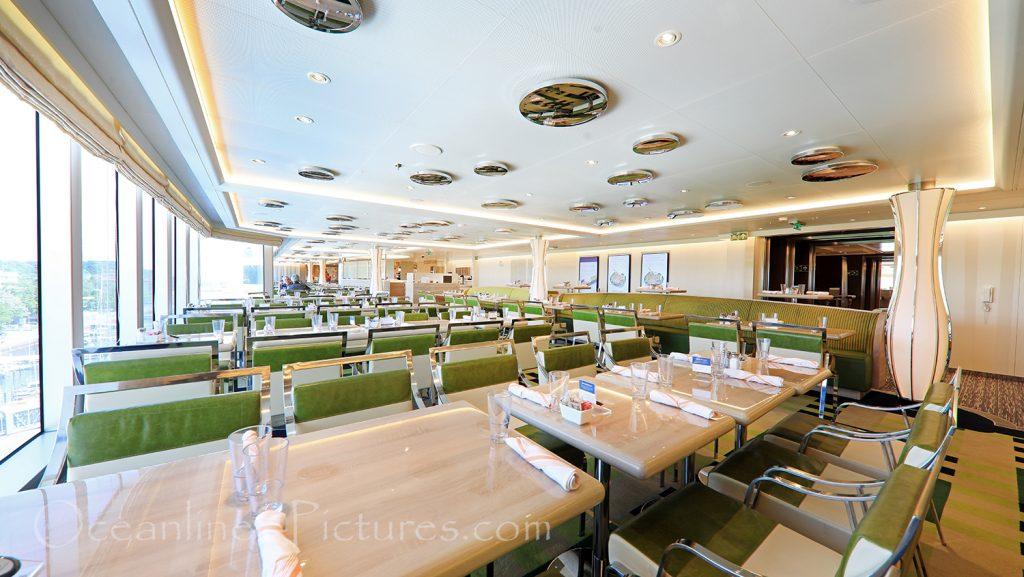 Lido Buffet Restaurant Nieuw Statendam / Foto: Oliver Asmussen/oceanliner-pictures.com