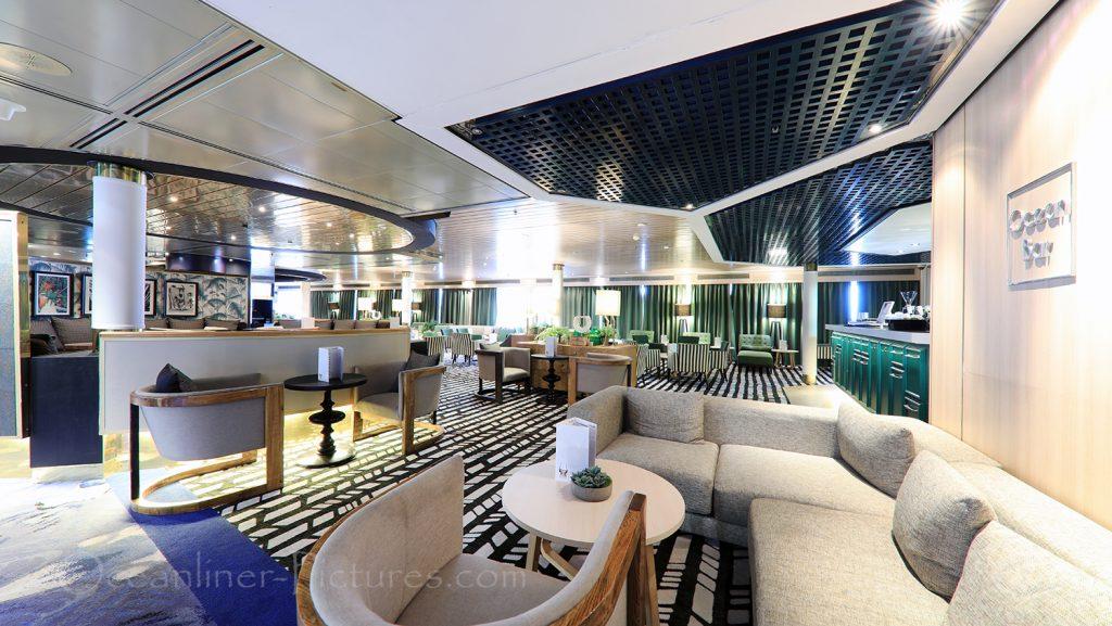 Ocean Bar Vasco Da Gama / Foto: Oliver Asmussen/oceanliner-pictures.com