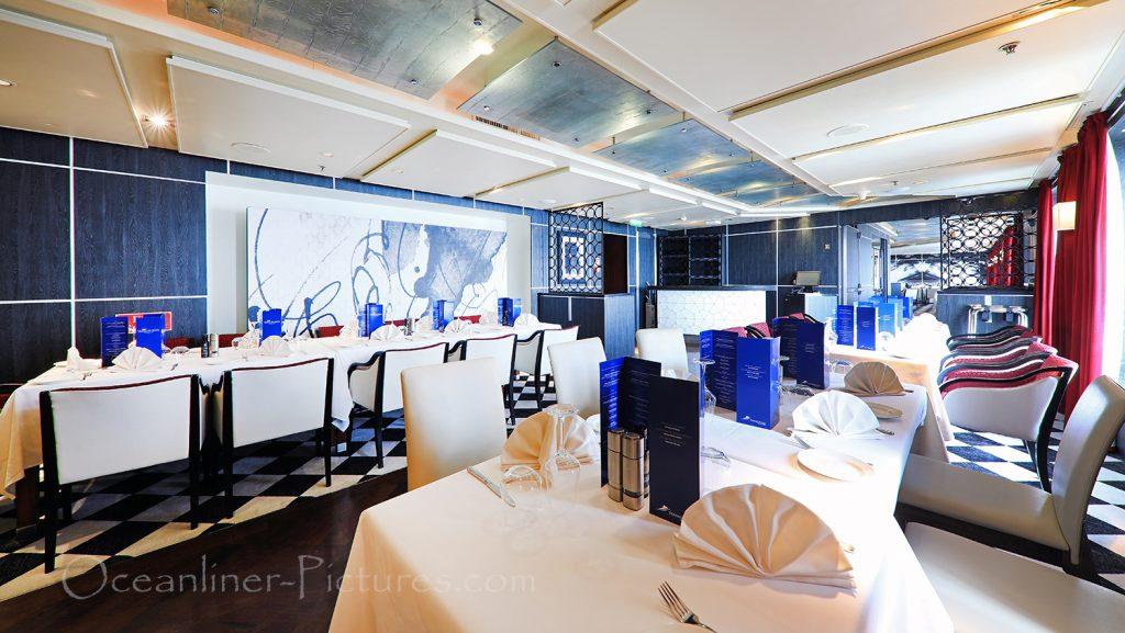 The Grill Restaurant Vasco Da Gama / Foto: Oliver Asmussen/oceanliner-pictures.com