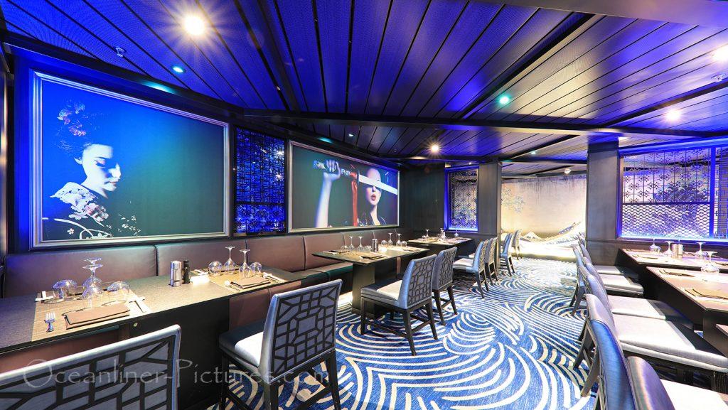 Waterfront Eurasia Restaurant Vasco Da Gama / Foto: Oliver Asmussen/oceanliner-pictures.com