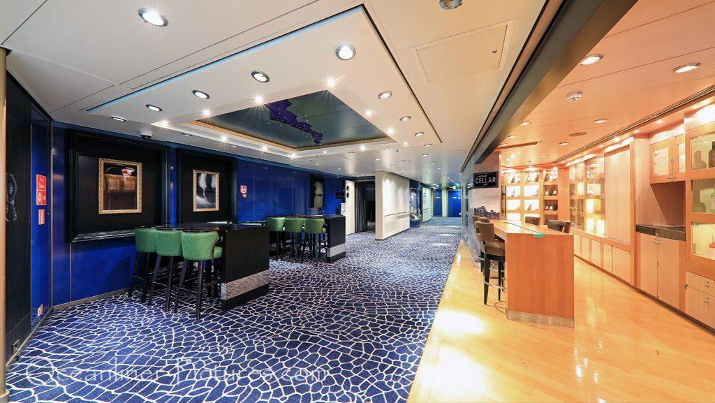 Wein Bar Vasco Da Gama / Foto: Oliver Asmussen/oceanliner-pictures.com