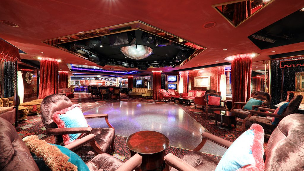 Bliss Ultra Lounge Night Club Norwegian Pearl / Foto: Oliver Asmussen/oceanliner-pictures.com
