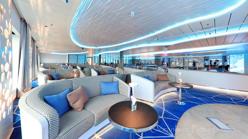 Hanse Atrium Hanseatic nature / Foto: Oliver Asmussen/oceanliner-pictures.com