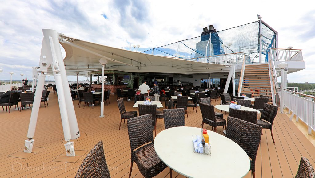 The Great Outdoors Norwegian Pearl / Foto: Oliver Asmussen/oceanliner-pictures.com