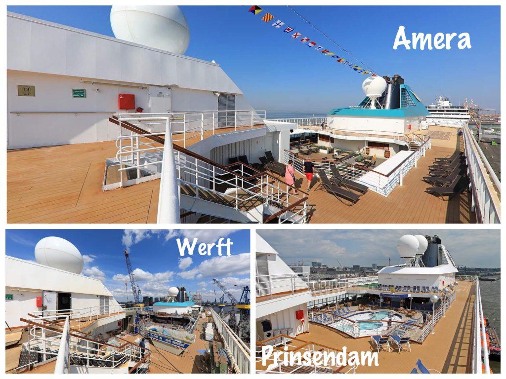 Bild 04 Blick vom Sonnendeck auf Schöne Aussicht MS Amera / Foto: Oliver Asmussen/oceanliner-pictures.com
