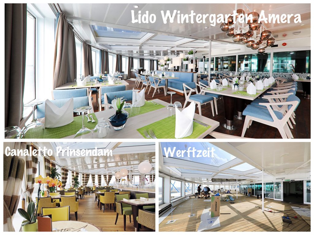 Bild 08 aus Canaletto wird Lido-Wintergarten Amera / Foto: Oliver Asmussen/oceanliner-pictures.com