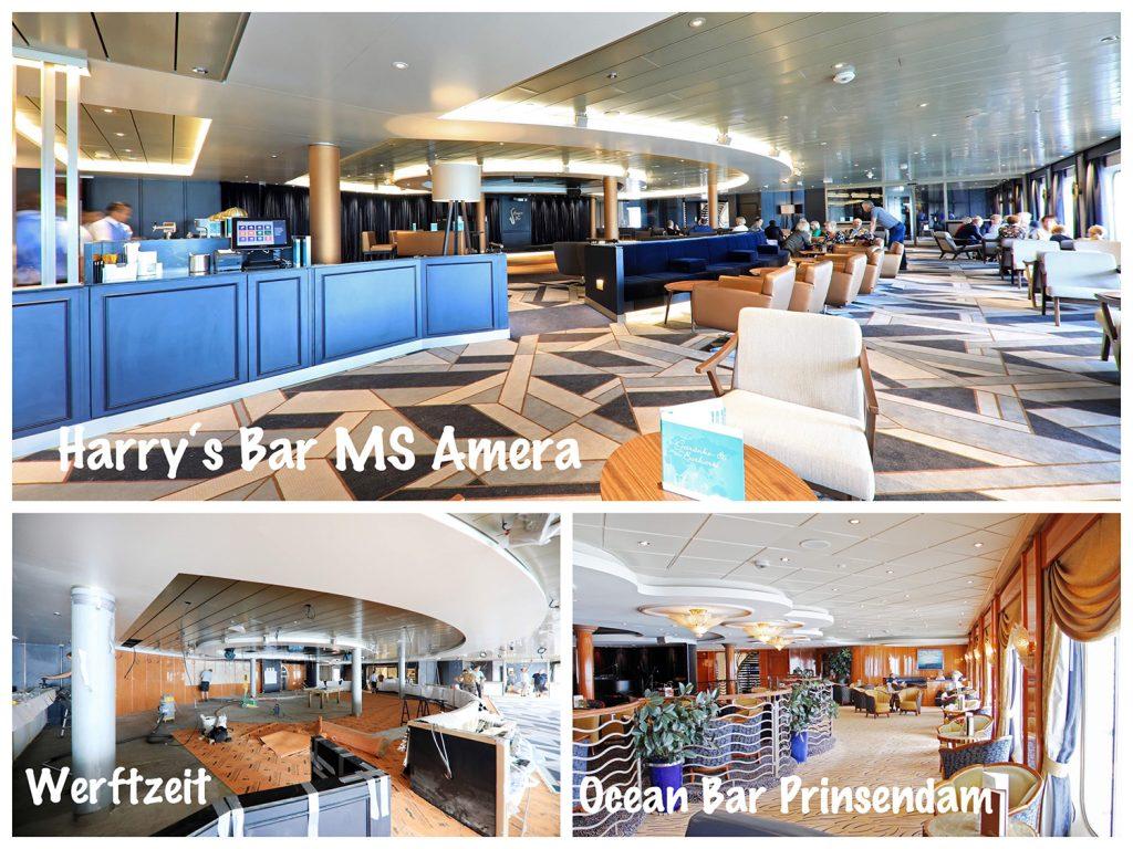 Bild 17 Ocean Bar wird zu Harrys Bar MS Amera / Foto: Oliver Asmussen/oceanliner-pictures.com