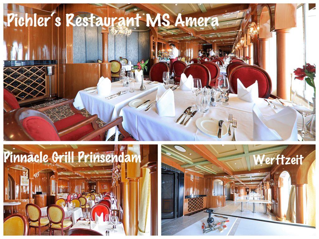 Bild 18 Pinnacle Grill wird zu Pichlers Restaurant MS Amera / Foto: Oliver Asmussen/oceanliner-pictures.com