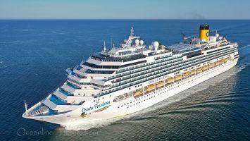 Costa Kreuzfahrten bietet neue Stornobedingungen an
