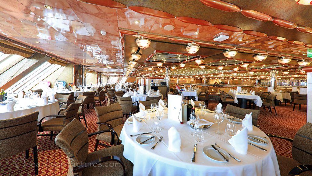 Ristorante Duca d´Orleans Costa Favolosa / Foto: Oliver Asmussen/oceanliner-pictures.com