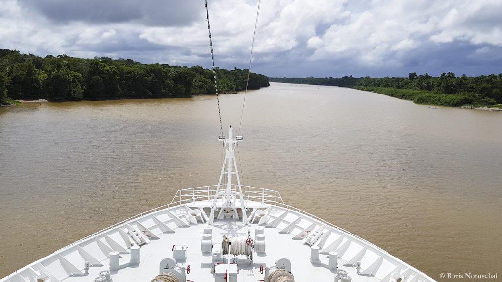 Amazonas / Foto: Boris Noruschat