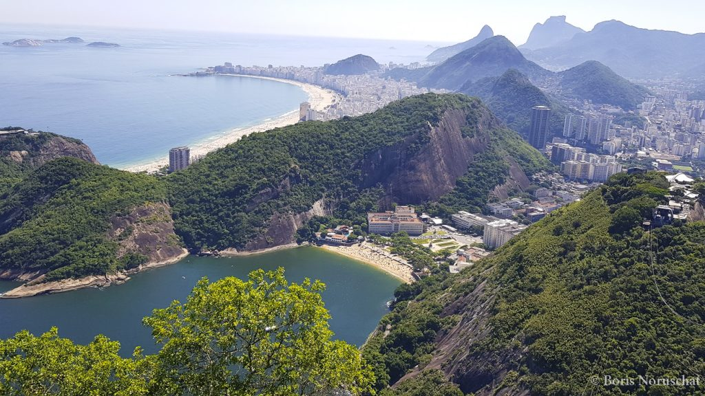 Rio De Janeiro / Foto: Boris Noruschat