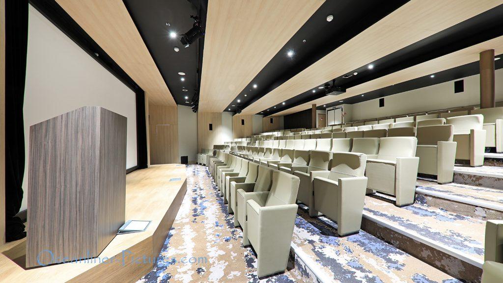 Auditorium World Explorer / Foto: Oliver Asmussen/oceanliner-pictures.com