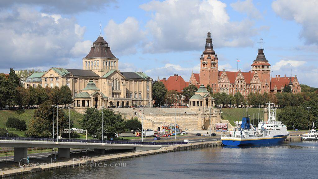 Hakenterrase in Stettin / Foto: Oliver Asmussen/oceanliner-pictures.com