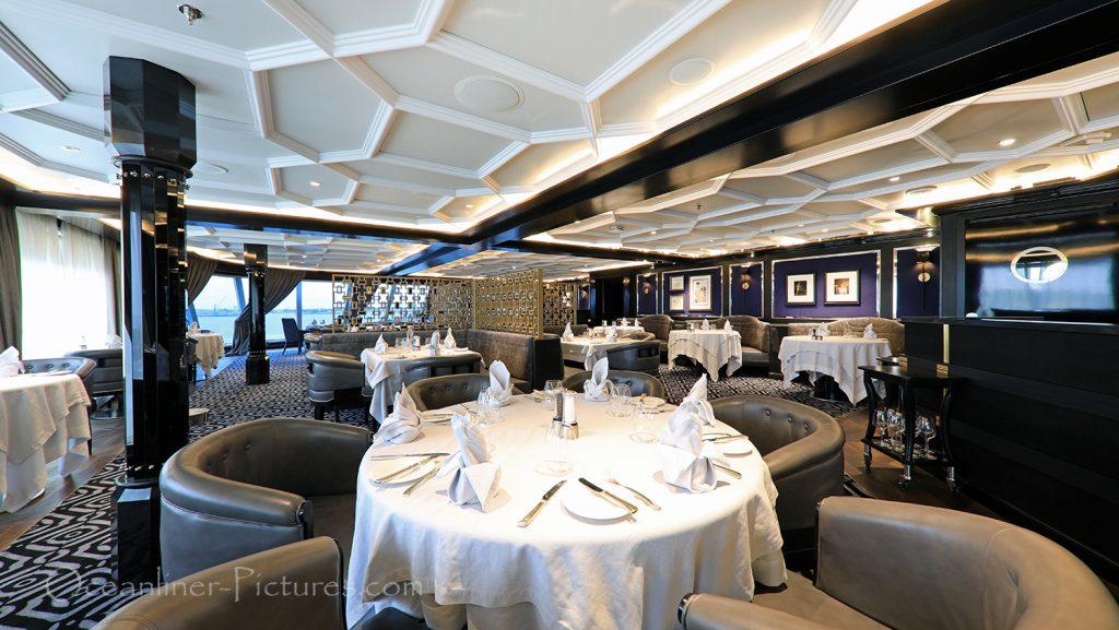 Prime Seven Restaurant Seven Seas Explorer / Foto: Oliver Asmussen/oceanliner-pictures.com