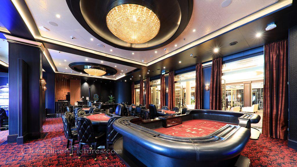 The Casino Seven Seas Explorer / Foto: Oliver Asmussen/oceanliner-pictures.com
