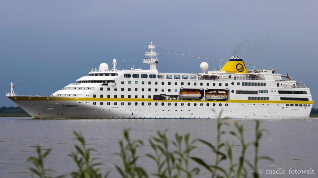 MS Hamburg / Foto: madle-fotowelt