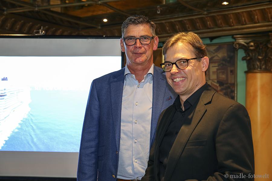 Kai Hans Erich Bunge und Stefan Seidenfaden, Foto: madle-fotowelt